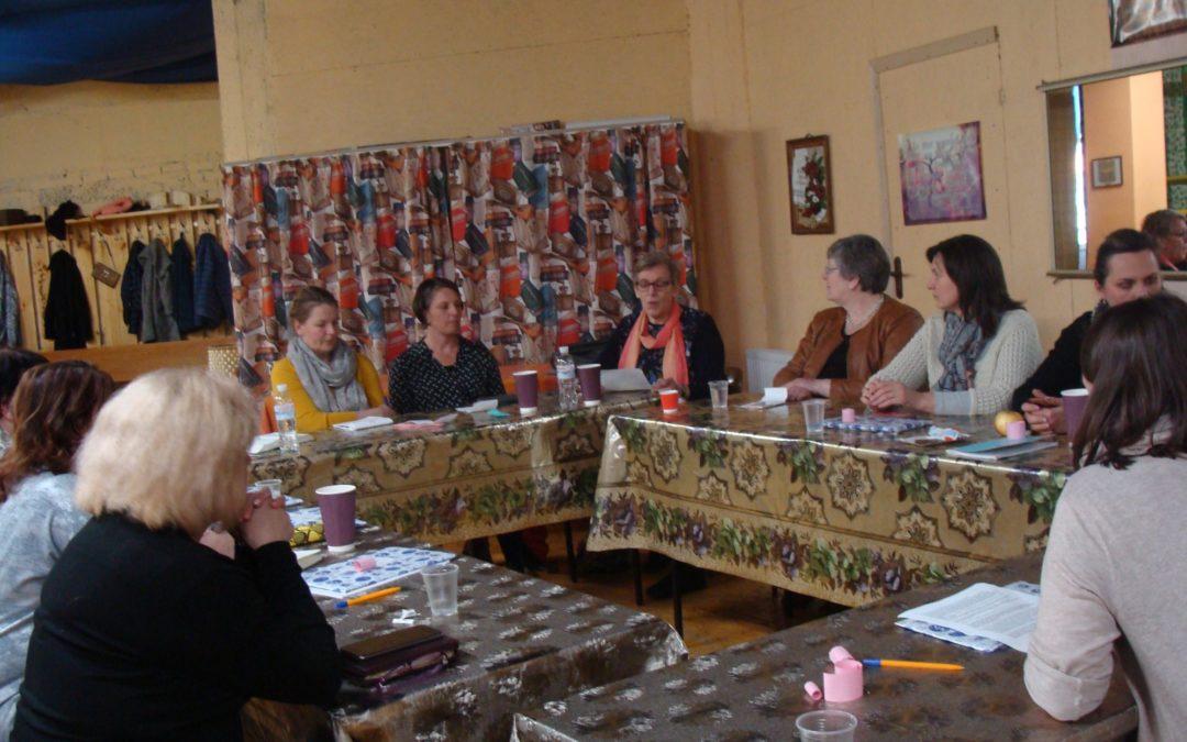 Conferentiedag in Kiev
